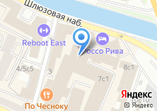 Компания «Айсберг Телеком» на карте