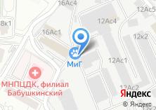 Компания «Шанс Био» на карте