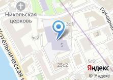 Компания «Центр образования №497» на карте