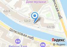 Компания «Сап СНГ» на карте
