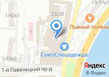 Компания «ТСК Дипломат» на карте