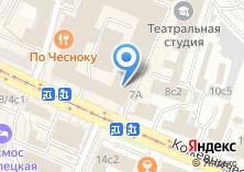 Компания «Мебель-Москва» на карте