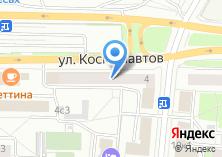 Компания «Управление социальной защиты населения Алексеевского района» на карте