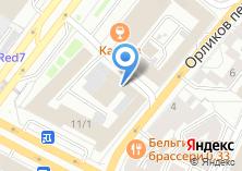 Компания «Fonche» на карте