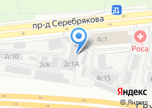 Компания «Ника М» на карте