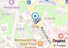 Компания «Дор-Строй» на карте