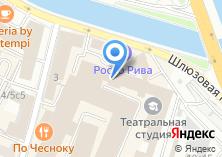 Компания «Планета Связи» на карте