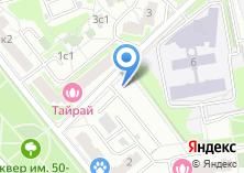 Компания «Автостоянка на ул. Тихомирова» на карте