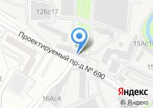 Компания «НИИЛ ТЭКС» на карте