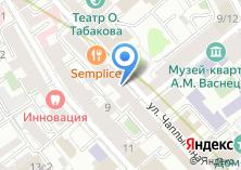 Компания «ХЭЛЕНС СТУДИЯ» на карте