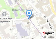 Компания «МОСАВТОДОР и ПАРТНЕРЫ» на карте