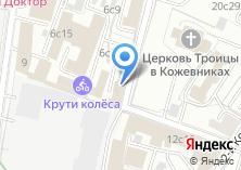 Компания «Mir» на карте