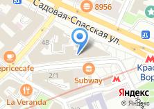 Компания «БРИЛЛИАНТОВАЯ ЯКУТИЯ» на карте