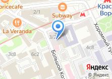 Компания «No Secret» на карте
