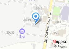 Компания «LAXMI» на карте