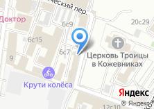 Компания «Отечественный производитель» на карте