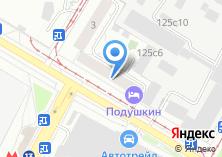 Компания «Красов» на карте
