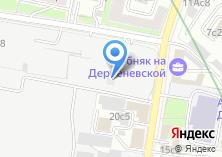 Компания «Autonet.ru» на карте