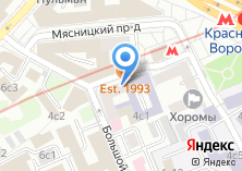 Компания «Никетан» на карте
