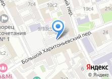 Компания «ОПОП Центрального административного округа Басманный район» на карте