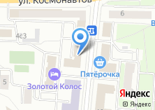 Компания «Студия Грива» на карте