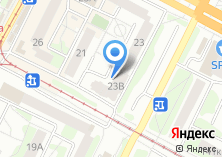 Компания «Айвенго» на карте