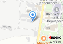 Компания «Абрис Декор» на карте