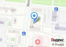 Компания «Дом Интерьера» на карте