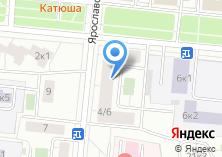 Компания «Детская библиотека №165» на карте