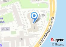 Компания «Инвертис» на карте