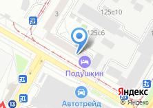 Компания «Изадора» на карте