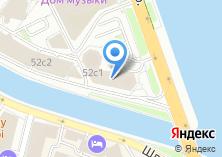 Компания «Риверсайд Тауэрс» на карте