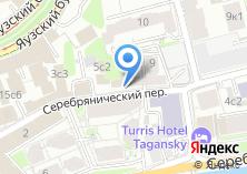 Компания «Студия Марины Гусаровой» на карте