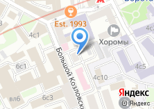 Компания «Адомшар» на карте