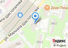 Компания «MakCars.ru» на карте