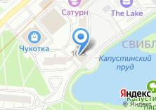 Компания «Логопед Плюс» на карте