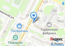 Компания «СтройПромЖБИ» на карте