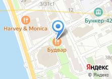 Компания «Будвар» на карте