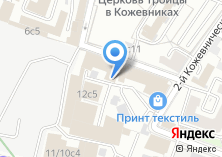 Компания «Свой круг» на карте