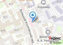 Компания «Детская поликлиника №34» на карте