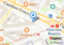 Компания «Mendeleev» на карте