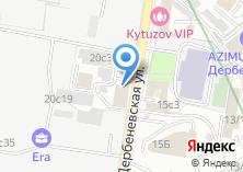Компания «МК Транс-Логистик» на карте
