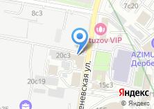Компания «Manicurchik.ru» на карте