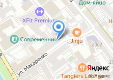 Компания «Промрукав» на карте