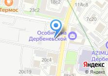 Компания «Шаляпин Холл» на карте