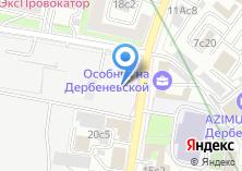 Компания «Onru Media» на карте