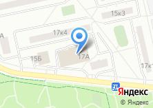Компания «Перекресток» на карте