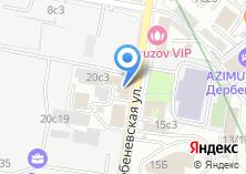 Компания «Openformat» на карте
