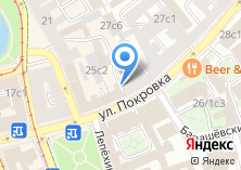 Компания «М-БРОК» на карте