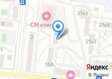 """Компания «""""Сюрпризов-нет""""» на карте"""